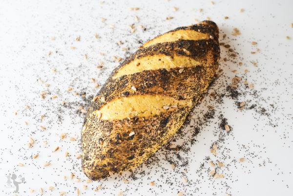 pan con masa madre activa